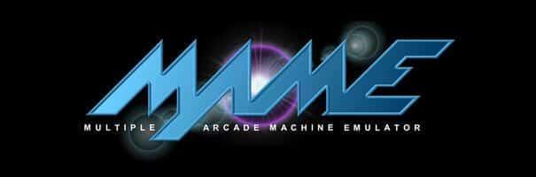 MAME: emulador de jogos arcade com sua bela logo