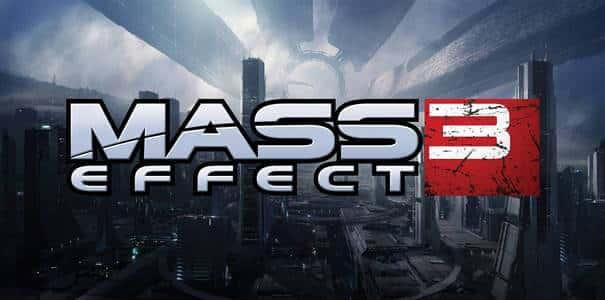 Mass Effect 3 capa do game