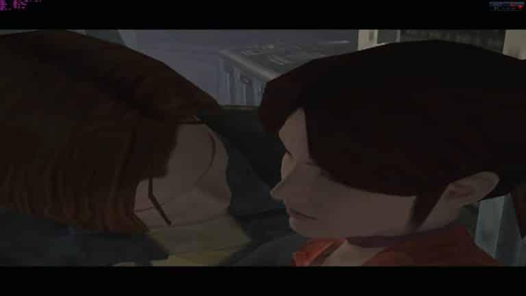 Personagens no Resident Ervil Code Verona.
