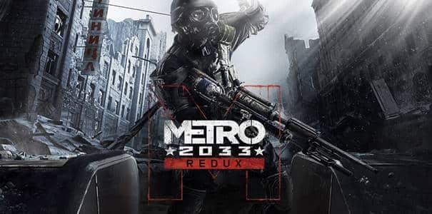 Capa de Metro 2033 Redux
