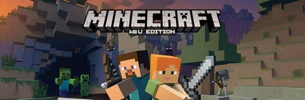 Baixar Minecraft WiiU - download no seu console