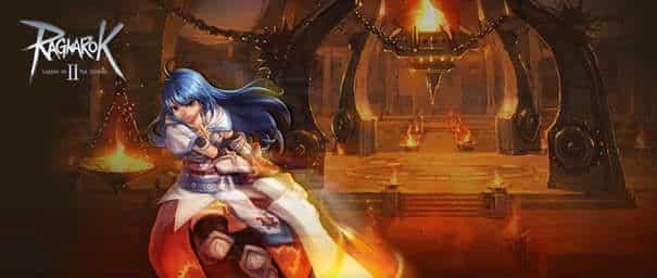 Ragnarok 2 Online - abertura do game