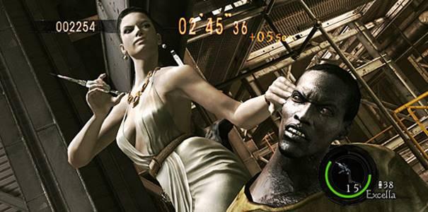 Jogabilidade de Resident Evil 5 Gold Edition