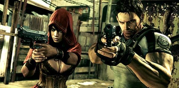 Resident Evil 5 Gold Edition jogabilidade