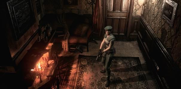Resident Evil HD Remaster - jogabilidade