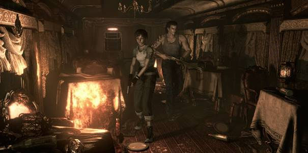 Jogabilidade de Resident Evil Zero HD