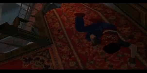Morto no Personagens no Resident Ervil Code Verona.