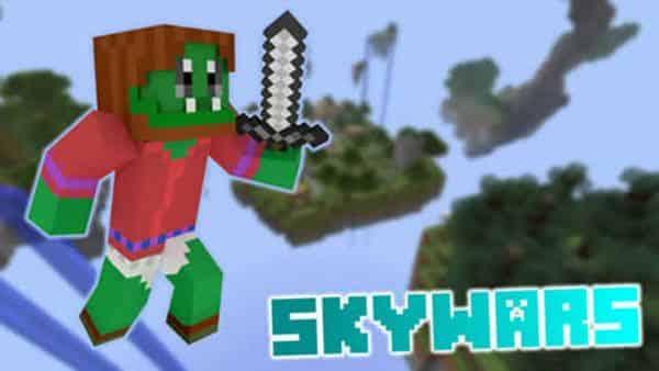 Craftlandia Minigames - Skywars