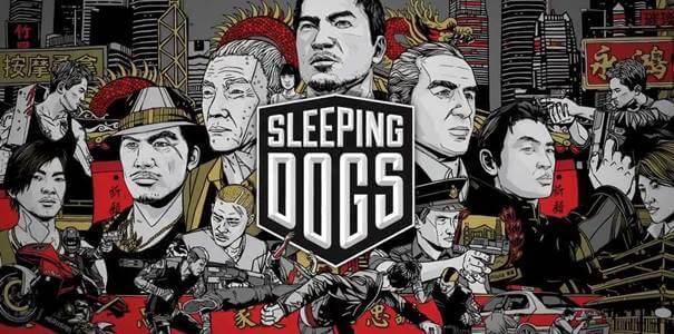 Capa de Sleeping Dogs
