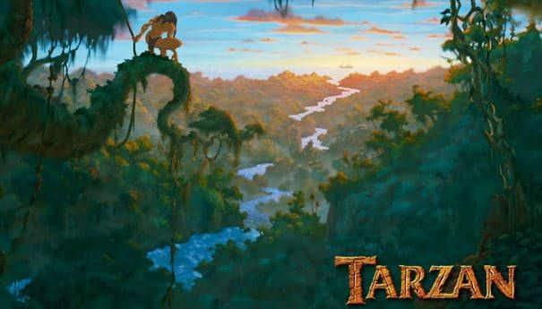 Tarzan - o Rei da Selva - Disney 1999