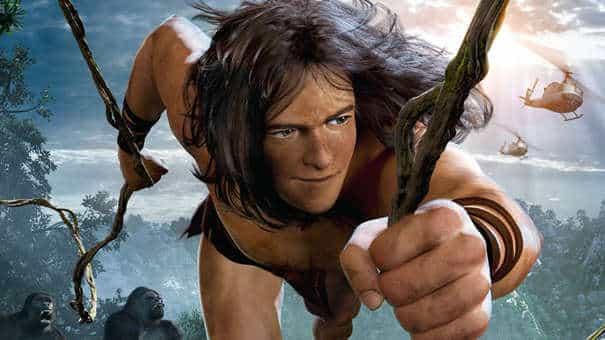 Tarzan - o Rei da Selva - Filme 2014