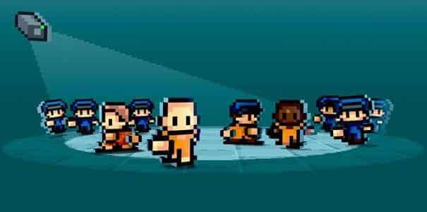 Personagens do The Escapists