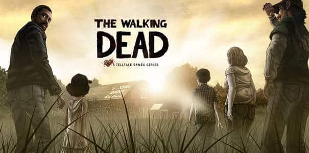Capa de The Walking Dead Complete Pack