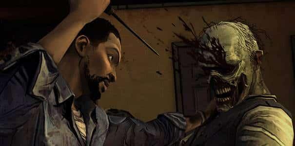 Jogabilidade de The Walking Dead Complete Pack