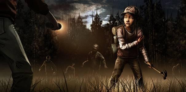 Jogabilidade de The Walking Dead Season Two