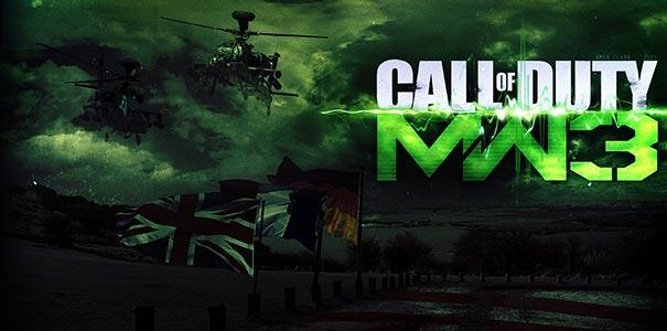 Imagem De Divulgação Do Jogo Call of Duty: Modern Warfare 3